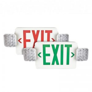Emergency Exit Signs and Lighting